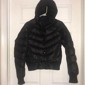 Northface bubble jacket 550